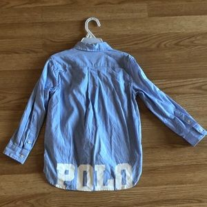 Boys Polo button down